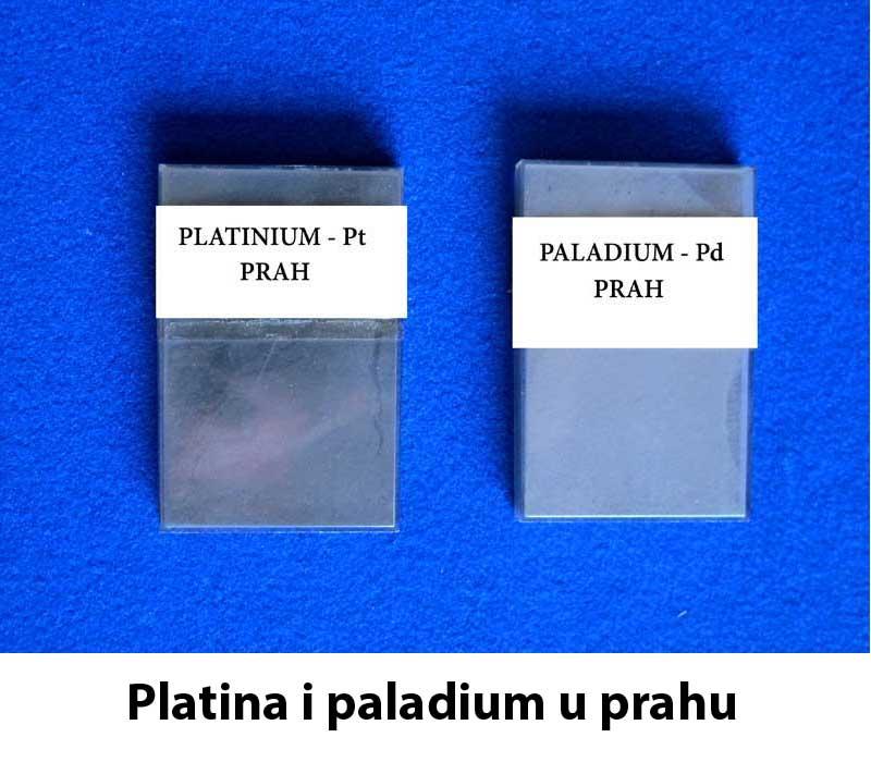 Platina i paladijum