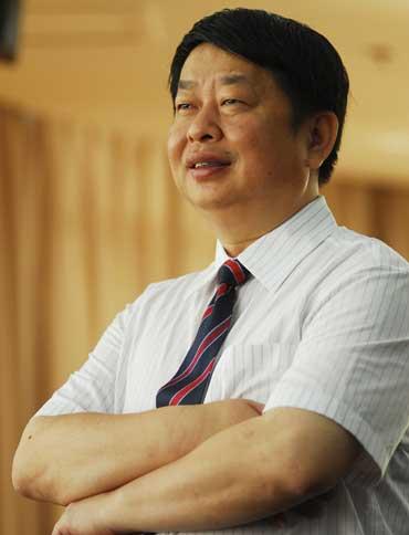 Chen Jinghe, generalni direktor ZiJin Mining grupe