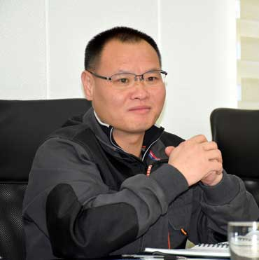 Jian Ximing
